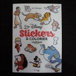Disney kleuren voor volwassenen (stickers)