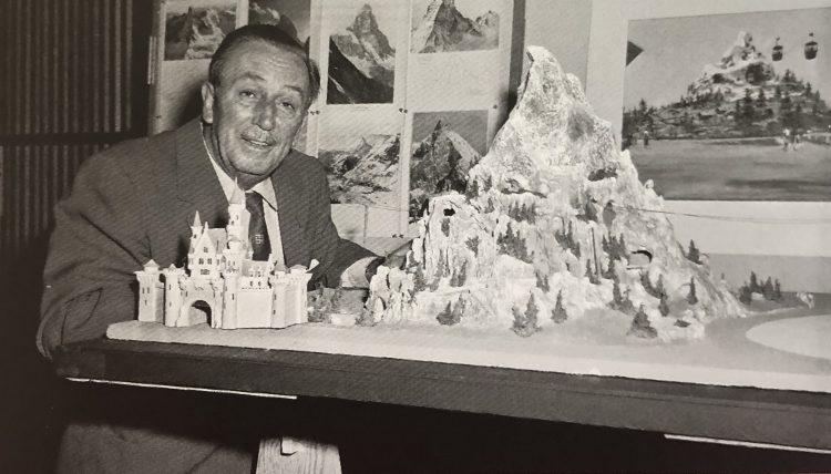 Walt's inspiratiereis