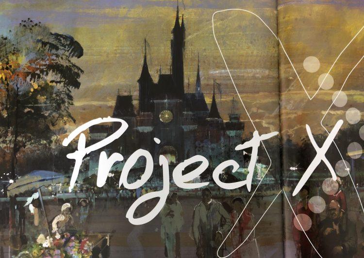 Project X Disney