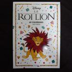 Disney kleuren voor volwassenen blok (Lion King)