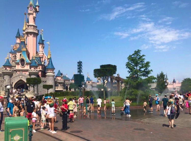 42 graden Disneyland Paris