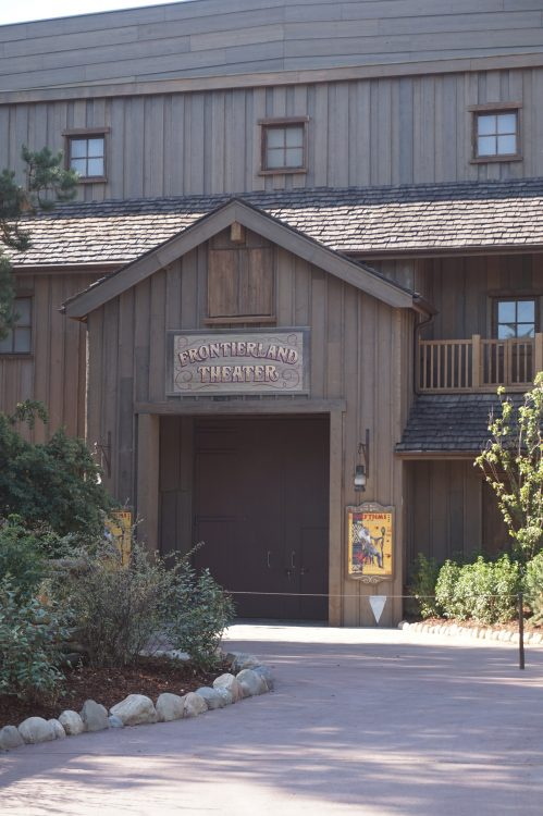 Frontierland Theater
