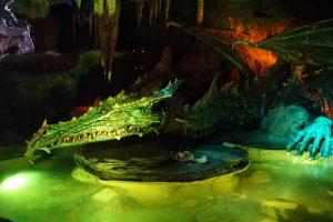 La terniere du dragon