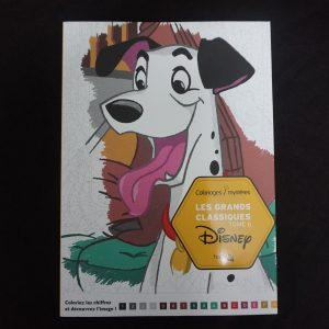 Disney kleuren op nummer (versie 6)