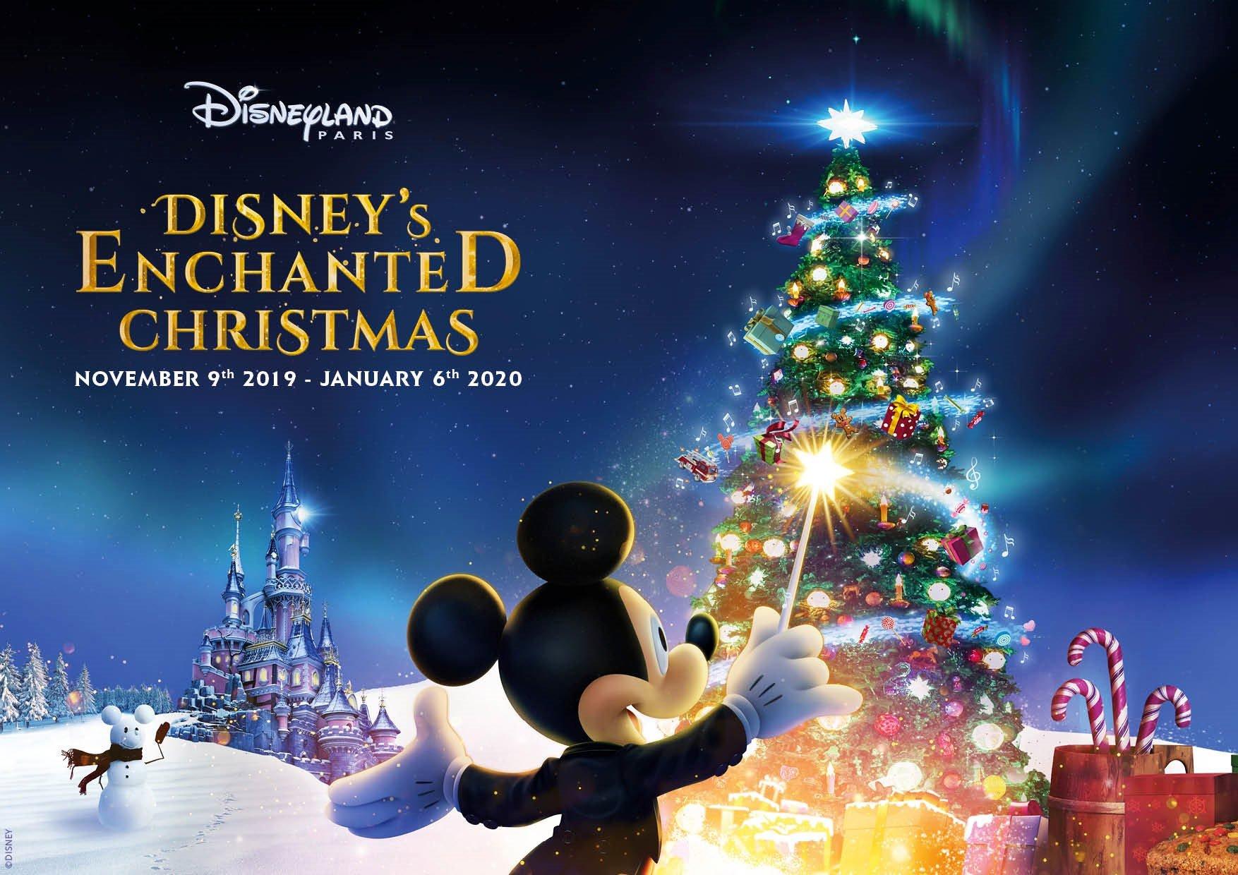 Disney's Enchanted Christmas 2019