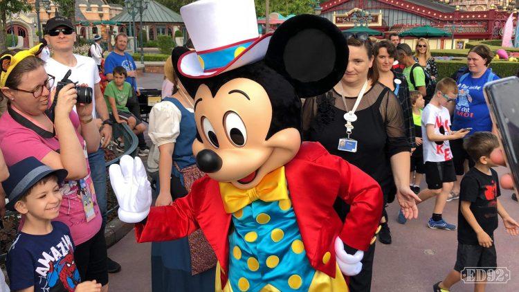 Mickey Dumbo