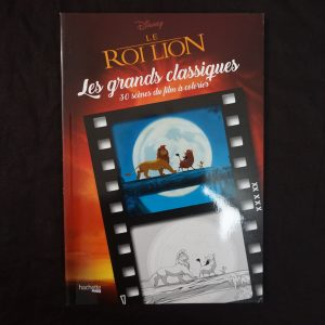 Disney filmscene kleurboek (Lion King)