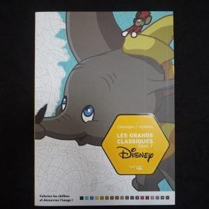 Disney kleuren op nummer (versie 7)