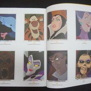 Disney kleuren op nummer (versie 7) binnenkant 1