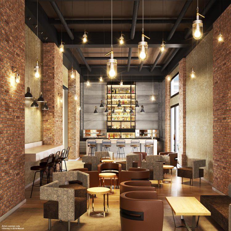 Hotel New York bar