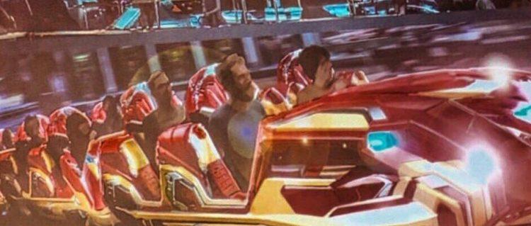 Iron Man coaster