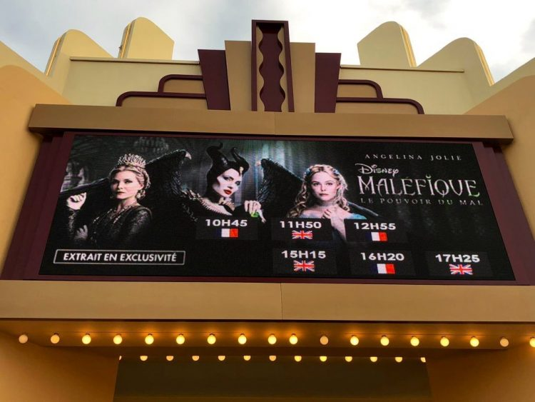 Maleficent: Mistress of Evil Sneak Peek