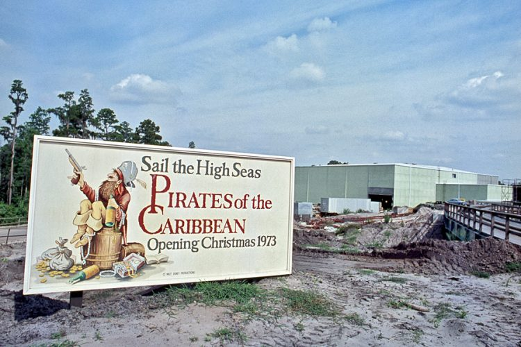 Pirates Opening 1973