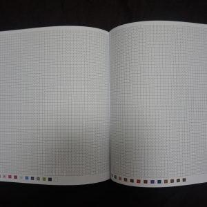 Disney kleuren op nummer vierkant (Dieren) binnenkant 3