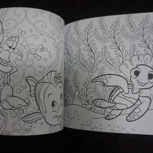 Disney kleuren voor volwassenen compact (Baby Dieren) binnenkant 3