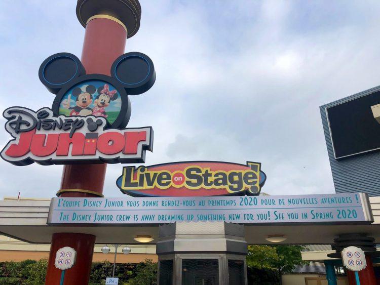 Disney Jr. Live on Stage