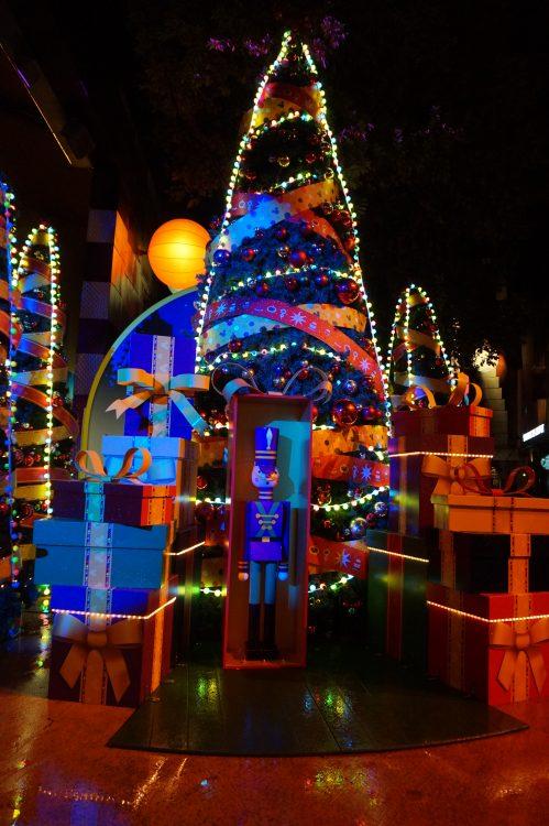 Disney Village kerst