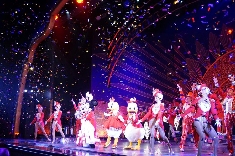 Mickey's Christmas Big Band