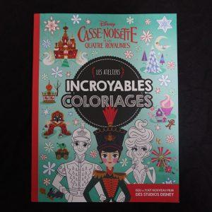 Disney kleurboek Notenkraker (Junior)