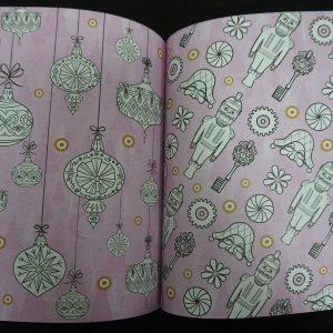 Disney kleurboek Notenkraker (Junior) binnenkant 2