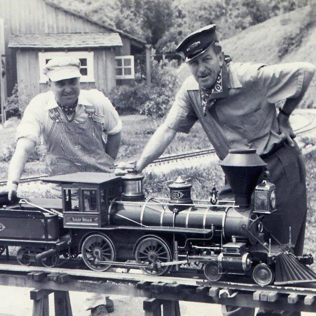 Walt trein
