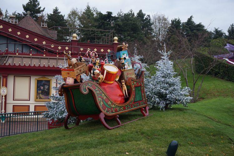 kerst fantasyland