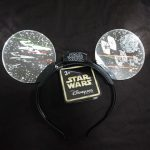Disneyland Paris Mickey oren (Star Wars Light Up)