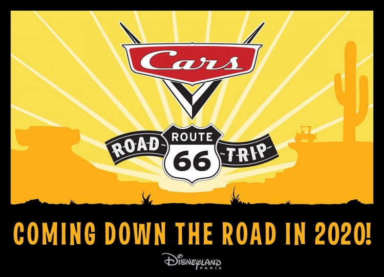 Cars Route 66