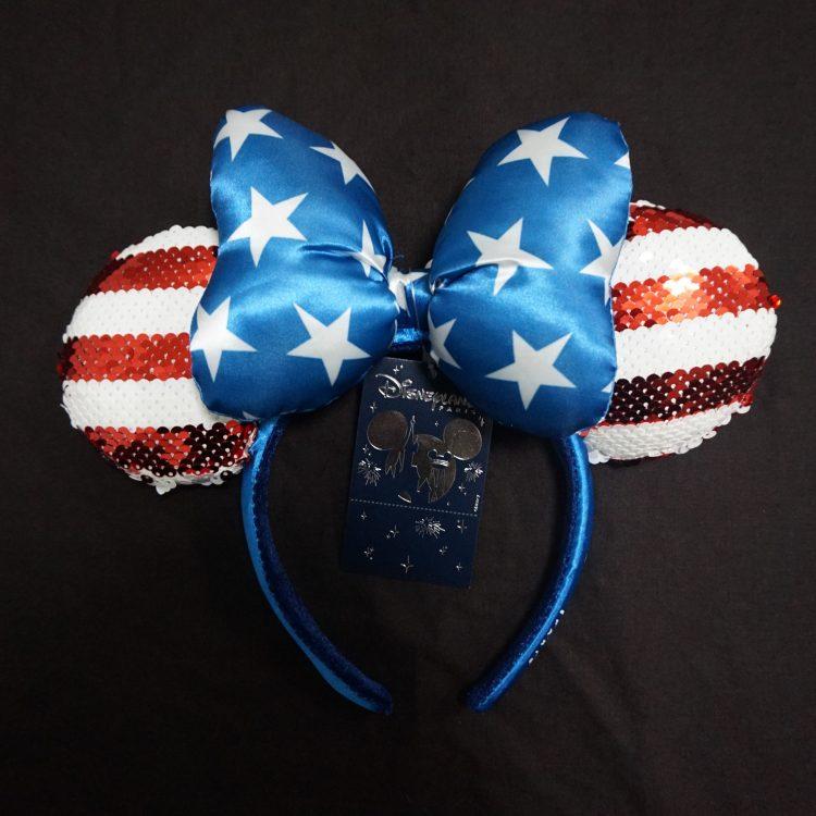 Disneyland Paris Minnie oren (American)
