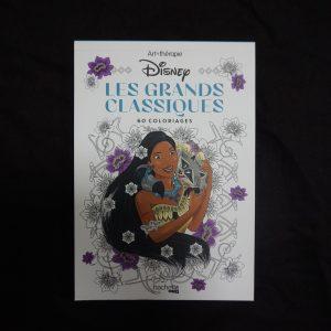 Disney kleuren voor volwassenen mini (Klassiekers)