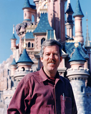 Tony Baxter Disneyland Paris