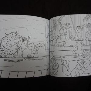 Disney kleuren voor volwassenen compact (Katten) binnenkant 2