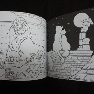 Disney kleuren voor volwassenen compact (Katten) binnenkant 3
