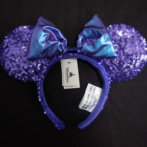 Disney Parks Minnie oren (Potion Purple)