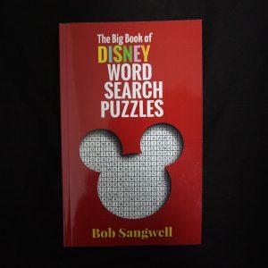 Disney woordzoekerboek