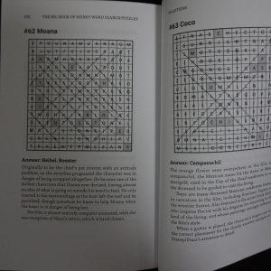 Disney woordzoekerboek binnenkant 2