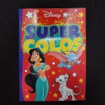 Disney kleurboek Super Colos