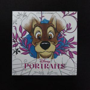 Disney kleuren voor volwassenen compact (Portretten)