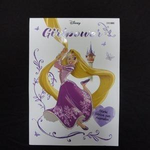 Disney kleuren voor volwassenen blok (Girl Power 2)