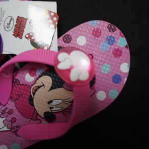 Minnie Mouse slippers met licht aan