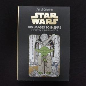 Disney kleuren voor volwassenen (Star Wars)