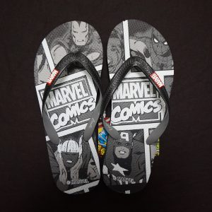 Marvel slippers