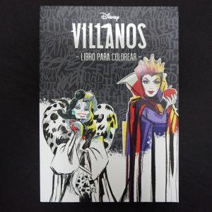 Disney kleuren voor volwassenen (Villains ES)