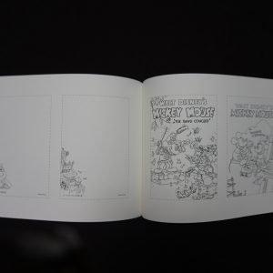Disney kleuren voor volwassenen (kaarten en posters) binnenkant 2