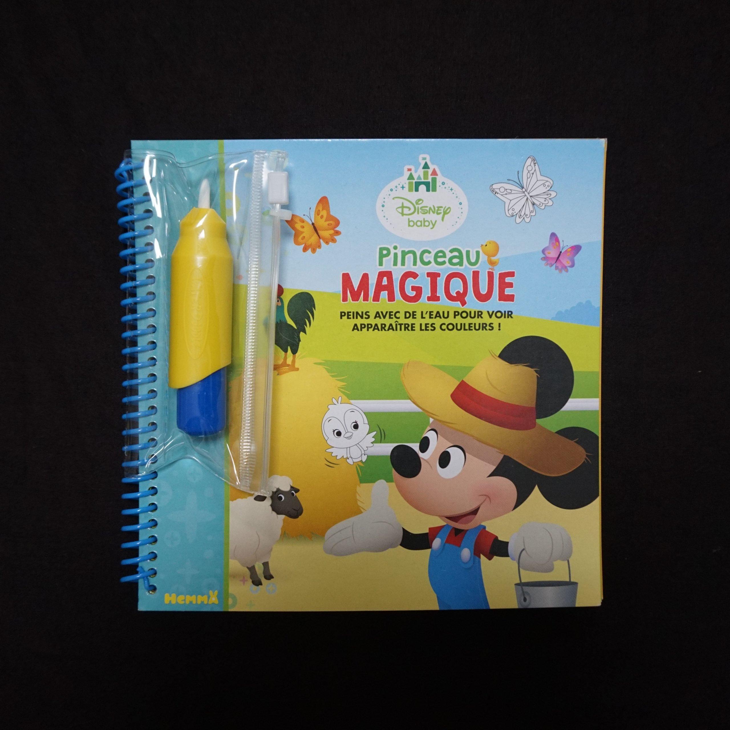 Disney magisch waterkleurboek