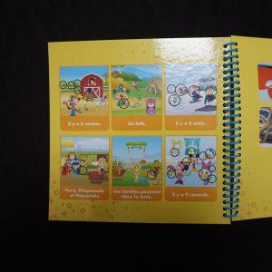 Disney magisch waterkleurboek binnenkant 1