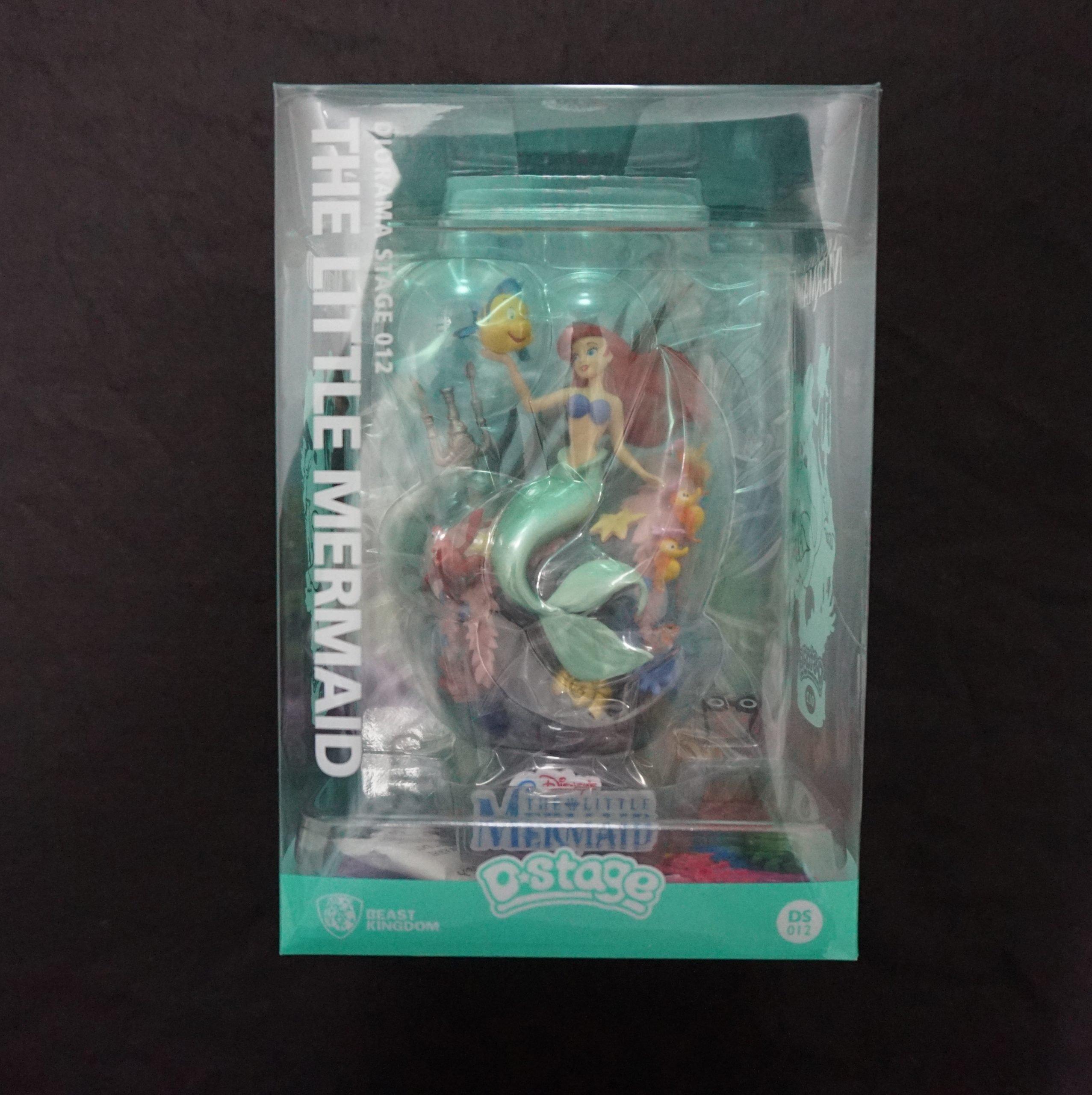 The Little Mermaid (Ariel) D-Stage