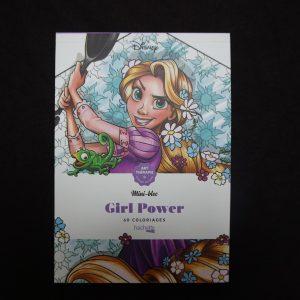 Disney kleuren voor volwassenen mini (Girl Power)