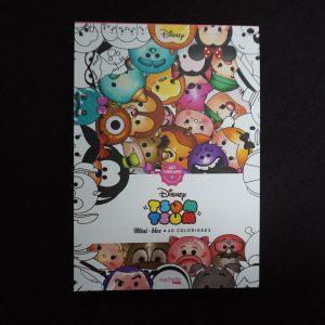 Disney kleuren voor volwassenen mini (TsumTsum)