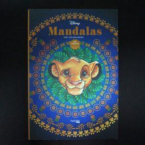 Disney kleuren voor volwassenen (mandala's)